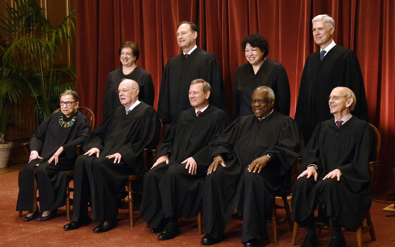 The U.S. Supreme Court declined this week to take up a handful of cases affecting those with disabilities. (Olivier Douliery/Abaca Press/TNS)